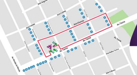Lima prepara calles contenedores durante Procesión Señor Milagros