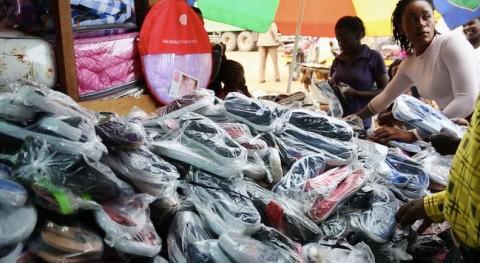 contrabando desafía prohibición bolsas plásticas Kenia