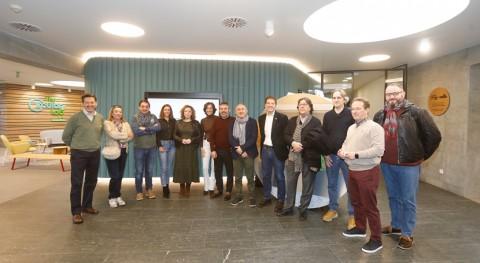 UGT impulsa compromiso economía circular visita TheCircularLab