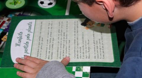 Partido polo Planeta: 19 colegios gallegos refuerzan conocimientos tres erres