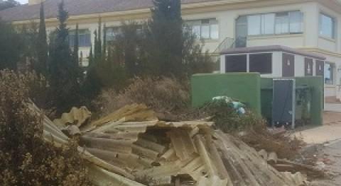 Nueva denuncia aparición residuos junto al San Roque Club