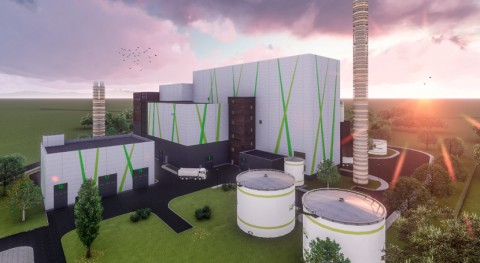 Urbaser gestiónará futura planta valorización energética residuos Olsztyn, Polonia