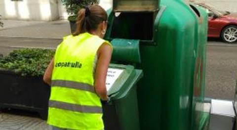 Valladolid recicla más 30.000 Kg vidrio durante Fiestas San Lorenzo