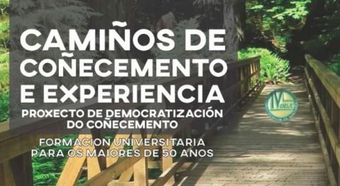 """Vecinos Ordes mayores 50 años visitan Sogama """"Caminos Conocimiento y Experiencia"""""""