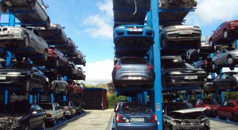 reutilización vehículos automoción al final vida útil, debate Navarra