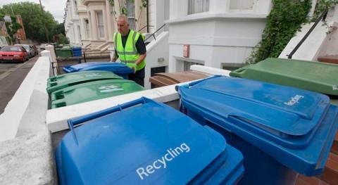 Veolia, responsable reciclaje y gestión residuos 4 distritos sur Londres