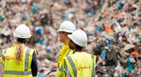 Veolia mejora instalaciones Centro Integral Valorización Residuos Maresme