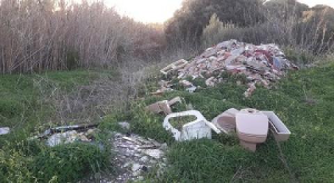 Ecologistas denuncia otro vertedero término municipal San Roque