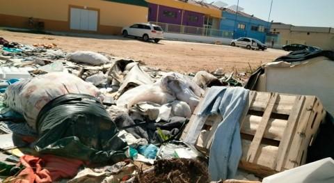 Vertederos incontrolados, puntos flacos gestión residuos