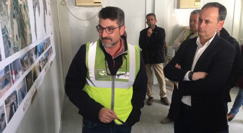 obras restauración vertedero residuos Abanilla finalizarán próximo trimestre