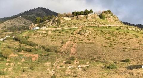 Ecologistas piden restaurar antiguo vertedero Cerrajón, Mijas