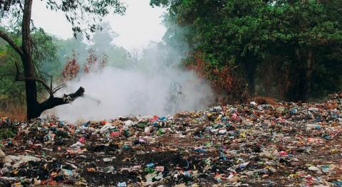 tercio residuos América Latina y Caribe termina vertederos o naturaleza