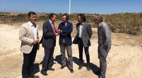 Inversión 3,1 millones euros clausura y regeneración vertedero Victoria