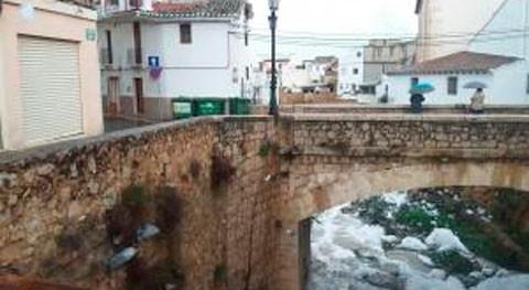 Ayuntamiento Chiva investiga vertidos al barranco que cruza casco urbano
