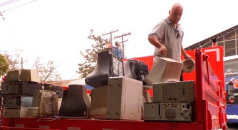 Chilenter comienza cobrar recepción algunos residuos electrónicos