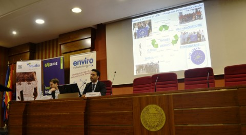 fango biocombustible: apuesta reutilización y economía circular depuración