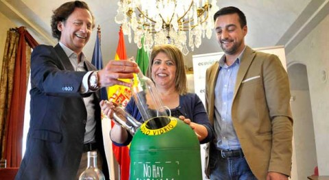 marcha programa 'Jerez Recicla Vidrio'