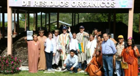 Villa Rica, ejemplo manejo residuos sólidos y conservación bosques Perú