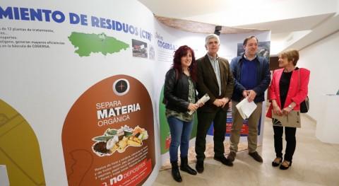 Villaviciosa y COGERSA impulsan reciclaje campaña educación ambiental