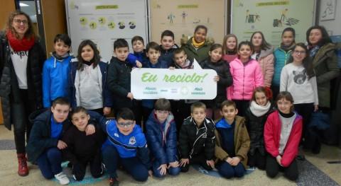 complejo medioambiental Sogama recibe 600 visitas educativas pasado mes marzo