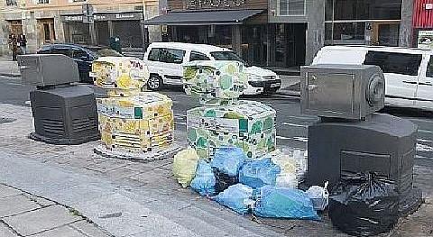 Vitoria-Gasteiz reduce conductas incívicas 40 puntos ciudad