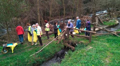 LIBERA busca voluntarios recopilar datos basuraleza entornos fluviales