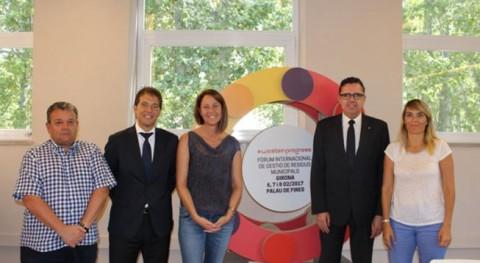 #WasteInProgress: Girona acogerá foro gestión residuos municipales 2017