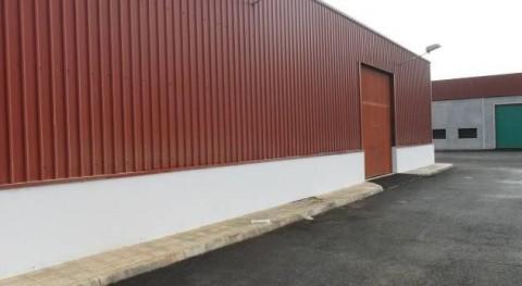nave almacenamiento Residuos Peligrosos Complejo Ambiental Zonzamas ya está funcionamiento