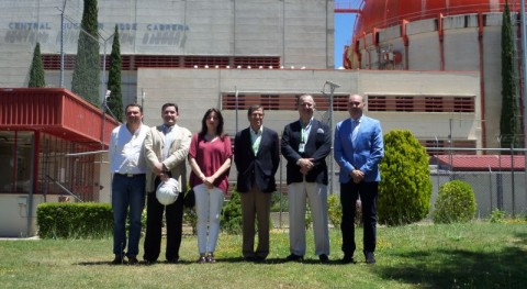 desmantelamiento central nuclear Zorita alcanza avance 75%