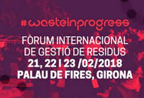 #Wasteinprogress, II Fórum Internacional Gestión Residuos