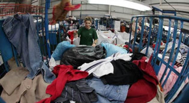 Humana: Cuando reciclaje se viste solidaridad