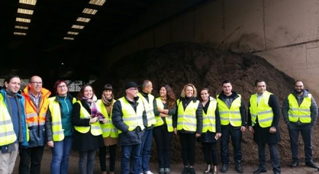 Cataluña, referente Turquía gestión residuos orgánicos