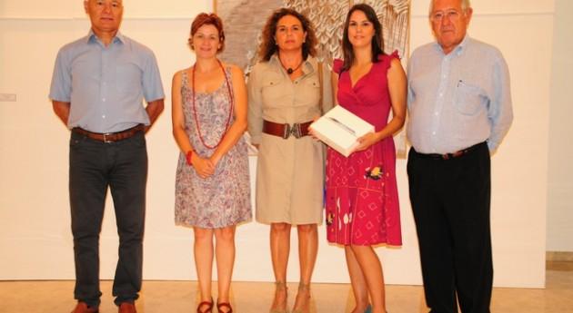 """UMH entrega premio ambiental """"Ideas buena gestión nuestros residuos"""""""
