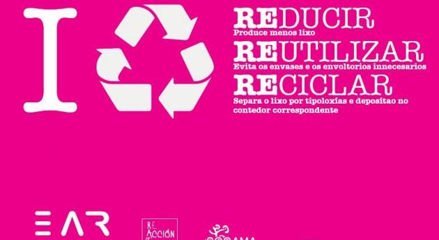 Asociados do Ribeiro distribuirán 10.000 bolsas papel reciclado esta Navidad