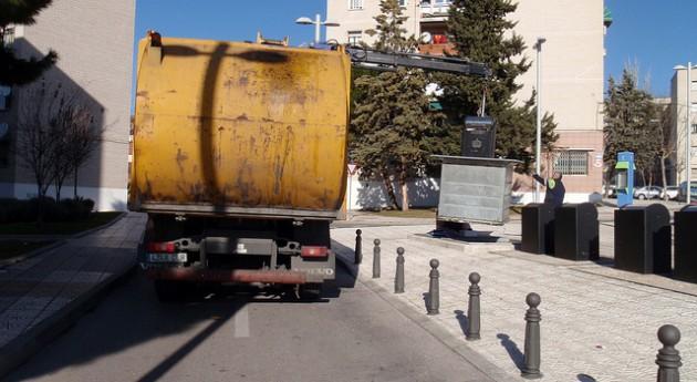 Novedades gestión residuos Ciudad Madrid