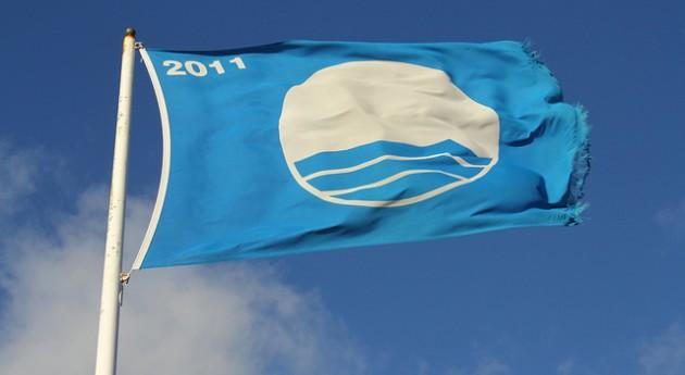 Banderas azules se unen correcta gestión RAEEs