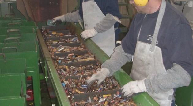 Recilec mejora gestión Andalucía oriental gracias planta Loja