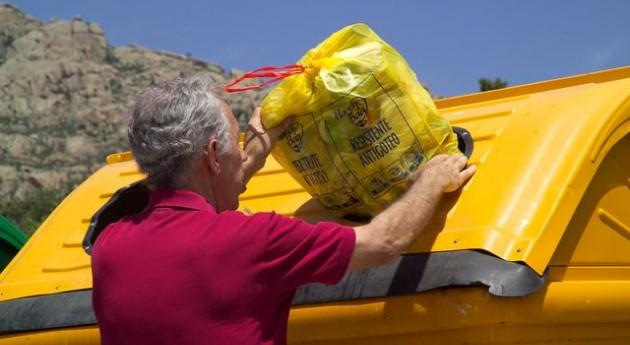 Madrid recicló pasado año casi 200.000 toneladas envases