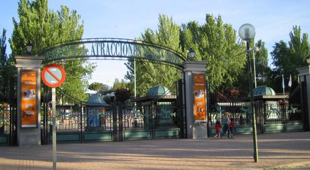 Parque Atracciones Madrid apuesta reciclaje