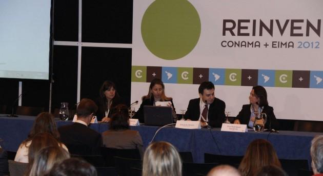 """Guillermina Yanguas: """" empresas han demostrado que sector residuos es importante nicho generador empleo España"""""""