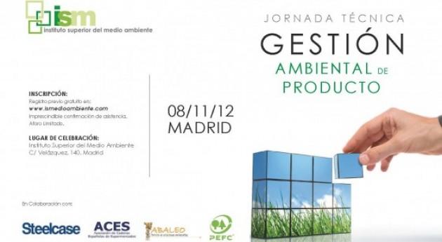 Presentaciones Jornada Técnica Gestión Ambiental Producto