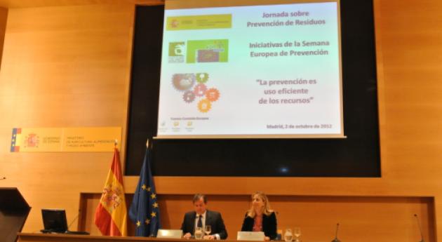 Conclusiones Jornada prevención residuos: Iniciativas Semana Europea Prevención
