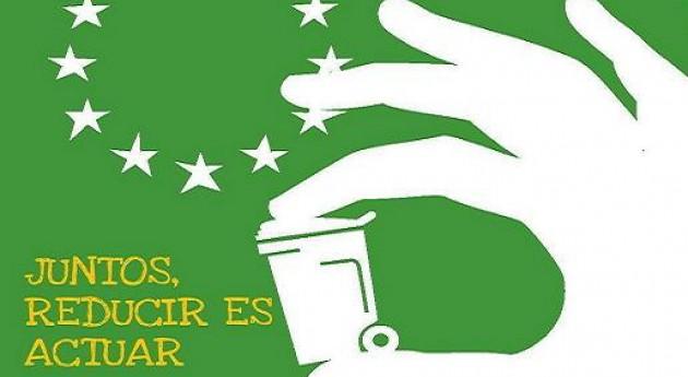 Semana Europea Prevención Residuos, concienciación gestión sostenible