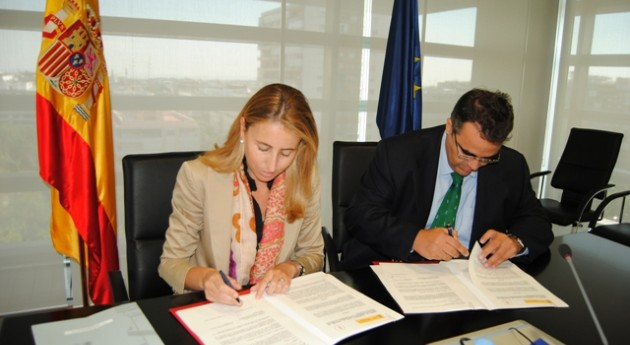 MAGRAMA firma convenio INE intercambiar información residuos