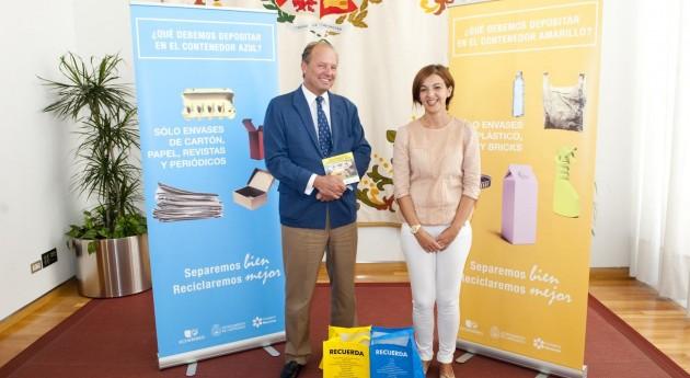 Cartagena despliega campaña mejorar efectividad separación residuos