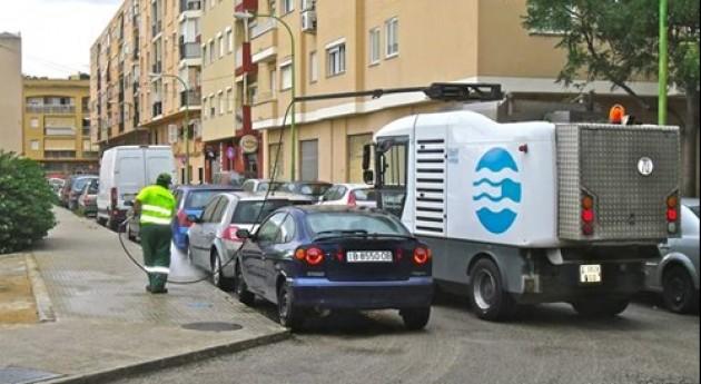 Palma incorpora 36 nuevos vehículos gestión limpieza y recogida residuos