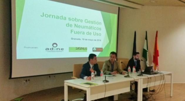ADINE, SIGNUS y TNU celebran unas jornadas luchar fraude Andalucía