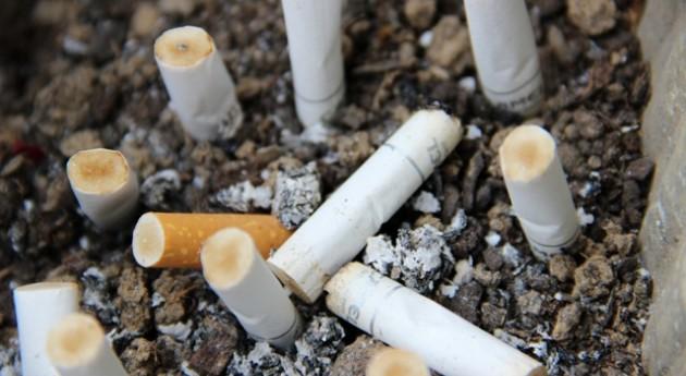 """Campaña pionera reciclaje residuos tabaco: """"Apaga y Recicla"""""""