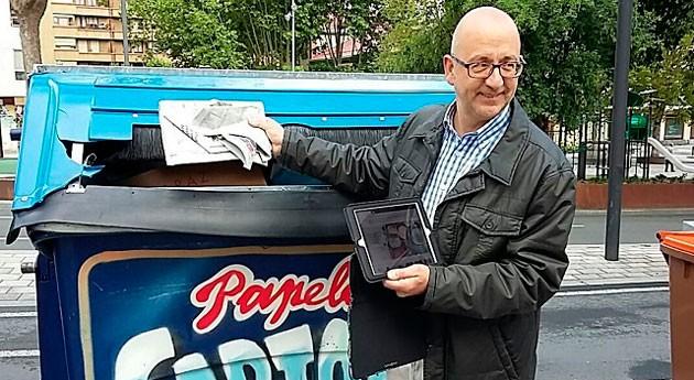 Álava estrena aplicación móvil que servirá concienciar y mejorar reciclaje