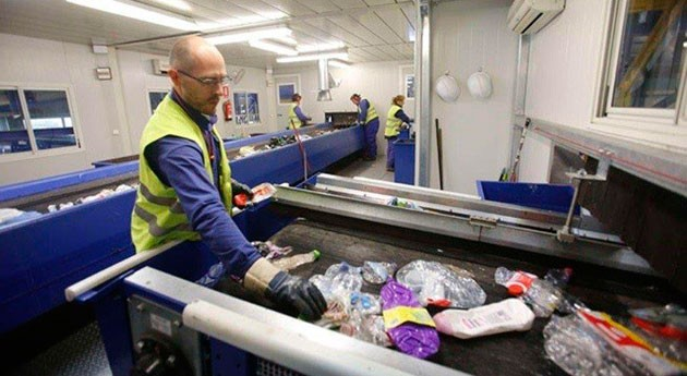 Comunitat Valenciana reduce 3.000 toneladas mensuales basura que va vertederos